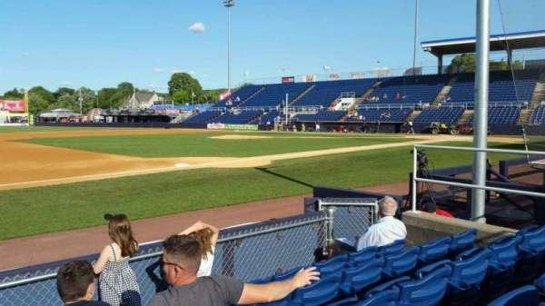 NYSEG Stadium, section: 13, row: E, seat: 10