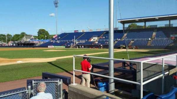 NYSEG Stadium, section: 13, row: E, seat: 5