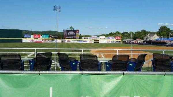 NYSEG Stadium, section: 111, row: K, seat: 22