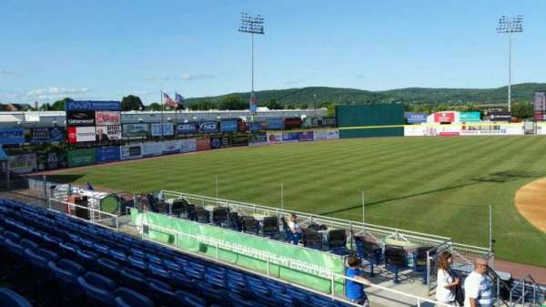 NYSEG Stadium, section: 109, row: T, seat: 24