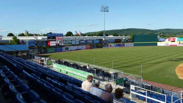 NYSEG Stadium, section: 109, row: T, seat: 13