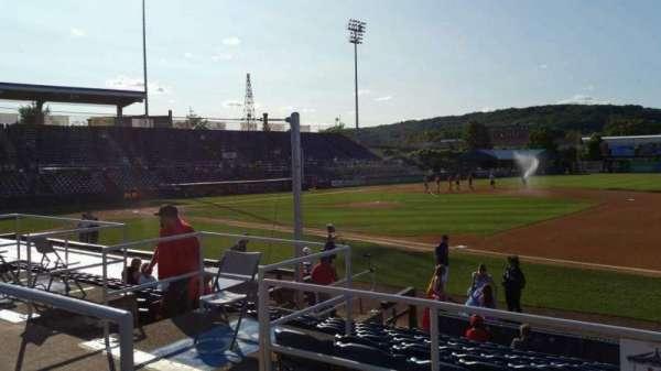 NYSEG Stadium, section: 112, row: L, seat: 1