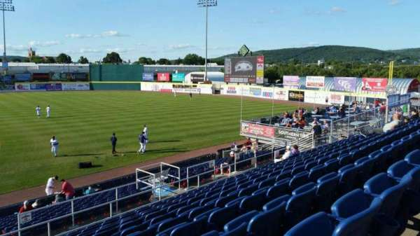 NYSEG Stadium, section: 110, row: V, seat: 24