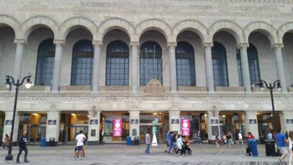 Boardwalk Hall, section: EXTERIOR