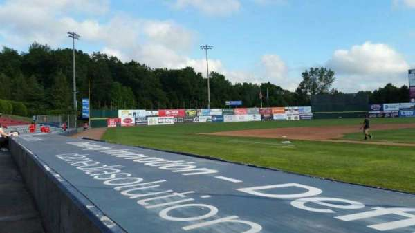 Dodd Stadium, section: 14, row: A, seat: 12