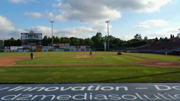 Dodd Stadium, section: 15, row: D, seat: 6