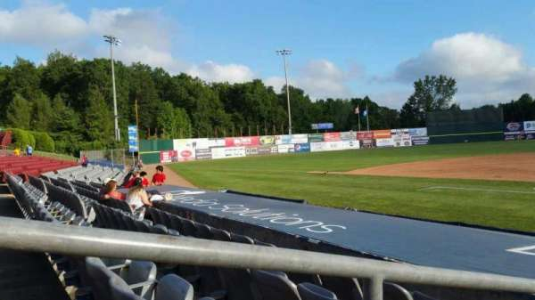 Dodd Stadium, section: 15, row: D, seat: 12