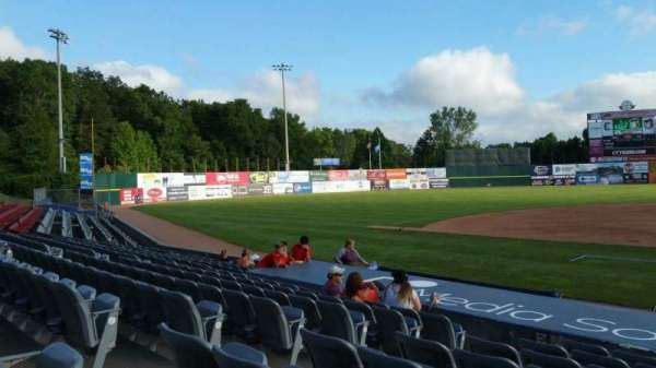 Dodd Stadium, section: 16, row: H, seat: 7