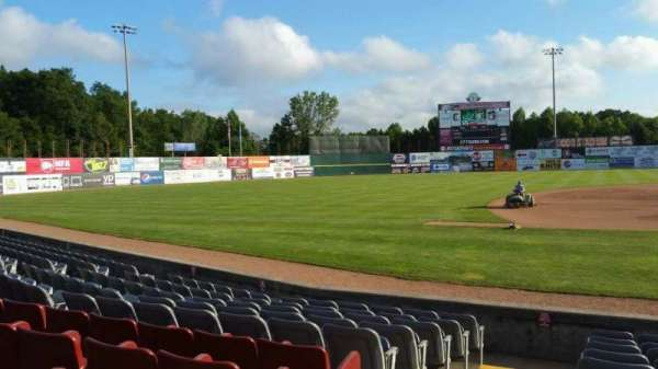 Dodd Stadium, section: 18, row: F, seat: 12