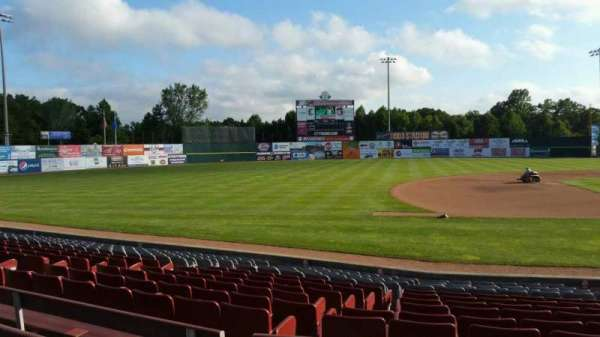 Dodd Stadium, section: 19, row: M, seat: 8