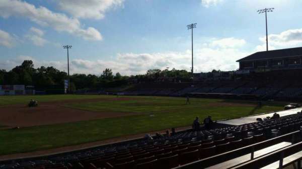 Dodd Stadium, section: 19, row: M, seat: 14