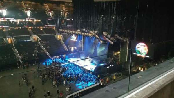 Wells Fargo Center, section: 212, row: 1, seat: 11