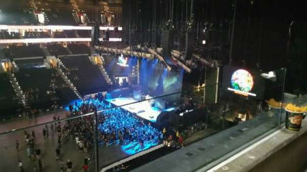 Wells Fargo Center, section: 212, row: 1, seat: 15