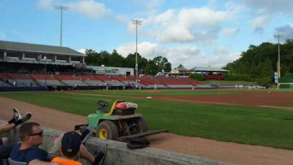 Dodd Stadium, section: 2, row: CC, seat: 19