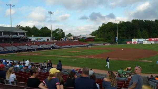 Dodd Stadium, section: 3, row: N, seat: 1