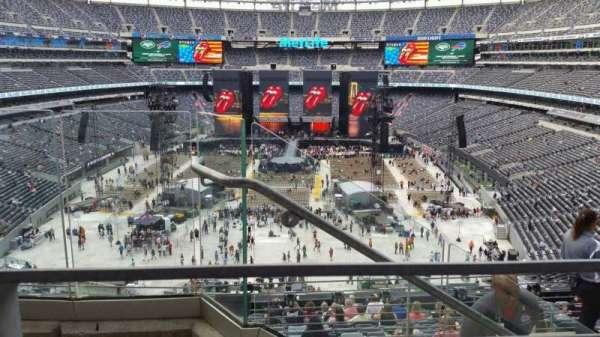 MetLife Stadium, section: 225B, row: 3, seat: 25