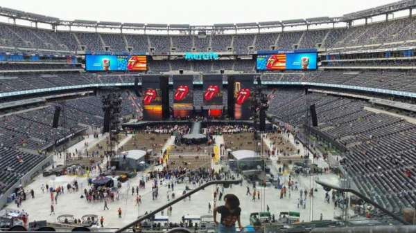 MetLife Stadium, section: 226, row: 5, seat: 1