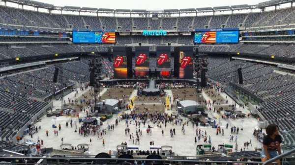 MetLife Stadium, section: 226, row: 4, seat: 6