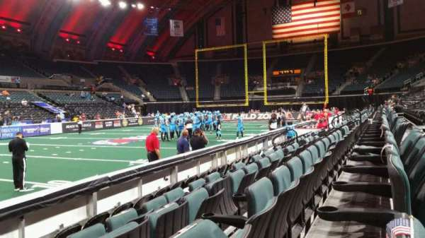 Boardwalk Hall, section: 104, row: EE, seat: 1