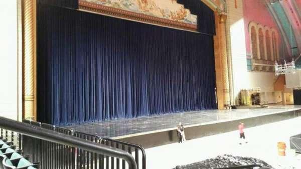 Boardwalk Hall, section: 103, row: B, seat: 1