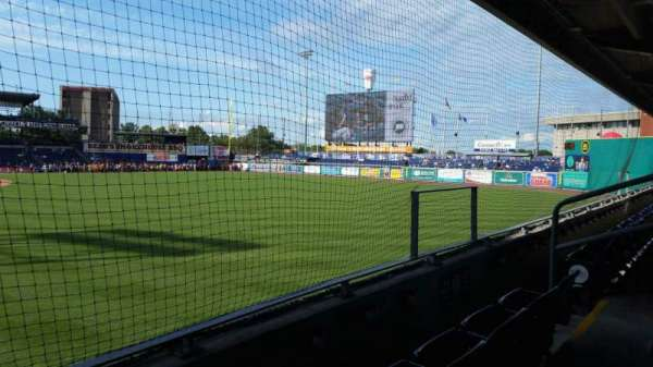 Dunkin' Donuts Park, section: 128, row: B, seat: 8