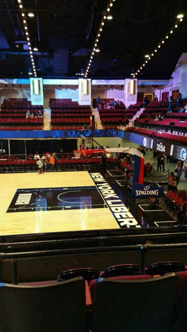 Westchester County Center, section: 50LFT, row: D, seat: 50
