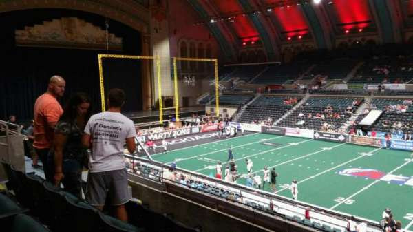 Boardwalk Hall, section: 207, row: D, seat: 10