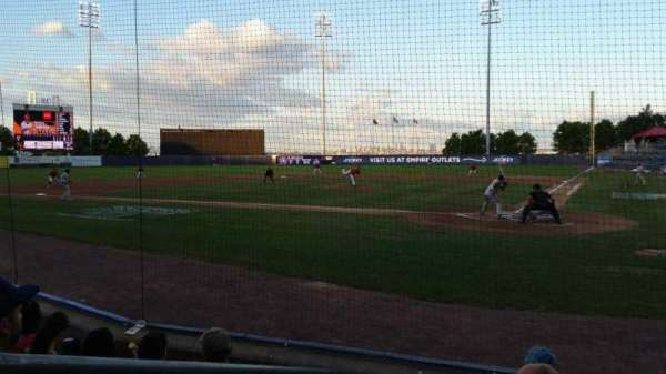 Richmond County Bank Ballpark, section: 8, row: E, seat: 9