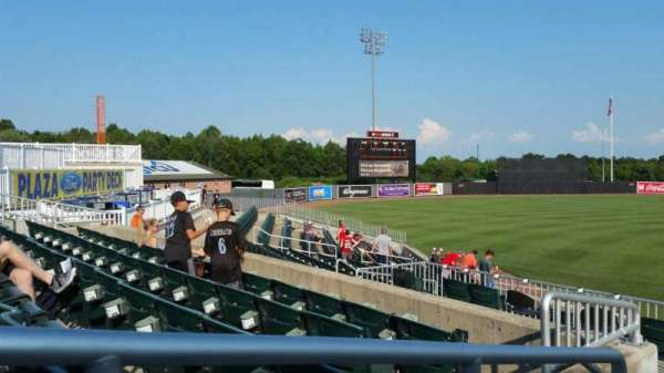 Ripken Stadium, section: 210, row: E, seat: 24
