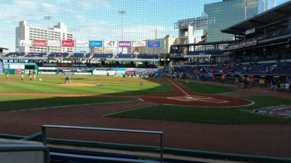 Dunkin' Donuts Park, section: 113, row: D, seat: 13