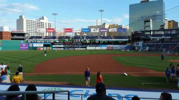 Dunkin' Donuts Park, section: 116, row: K, seat: 14