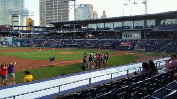 Dunkin' Donuts Park, section: 117, row: J, seat: 13