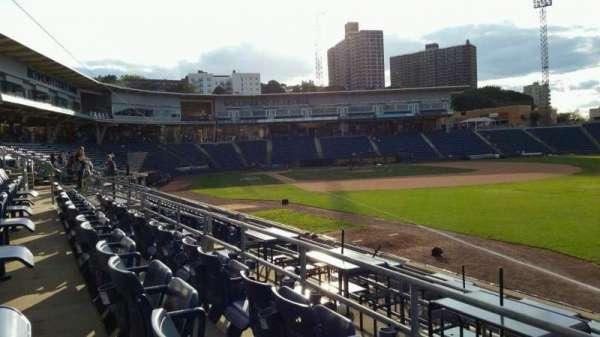 Richmond County Bank Ballpark, section: 17, row: M, seat: 1