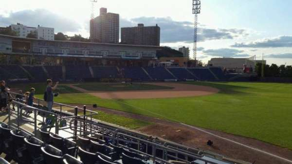Richmond County Bank Ballpark, section: 17, row: Q, seat: 13