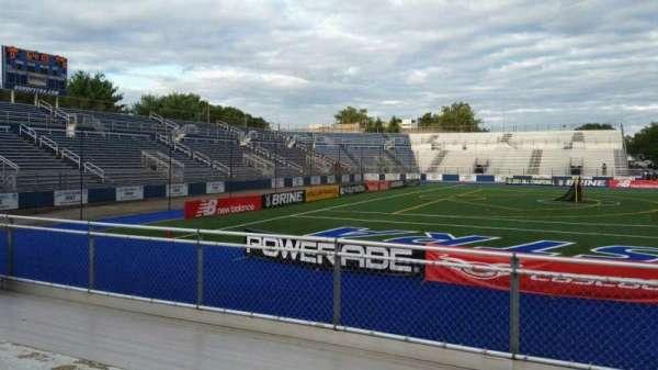 James M. Shuart Stadium, section: 6, row: 5, seat: 26