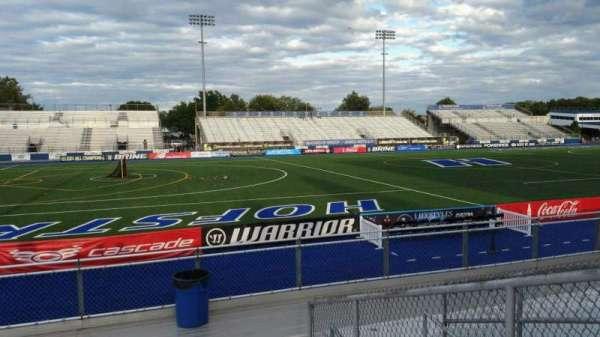 James M. Shuart Stadium, section: 6, row: 10, seat: 26