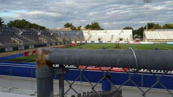 James M. Shuart Stadium, section: 6, row: 10, seat: 22