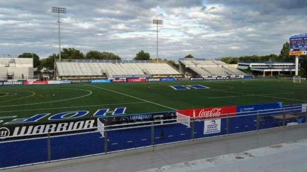 James M. Shuart Stadium, section: 6, row: 10, seat: 19
