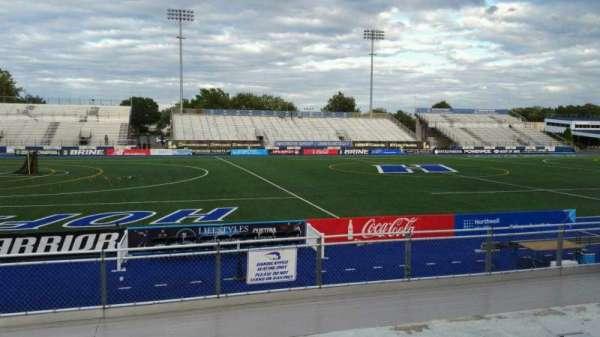James M. Shuart Stadium, section: 6, row: 10, seat: 9