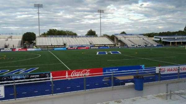 James M. Shuart Stadium, section: 6, row: 10, seat: 1