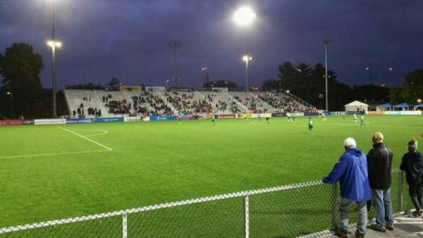 Dillon Stadium, section: 2, row: C, seat: 14