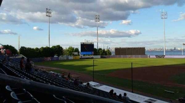 Richmond County Bank Ballpark, section: 7, row: R, seat: 19