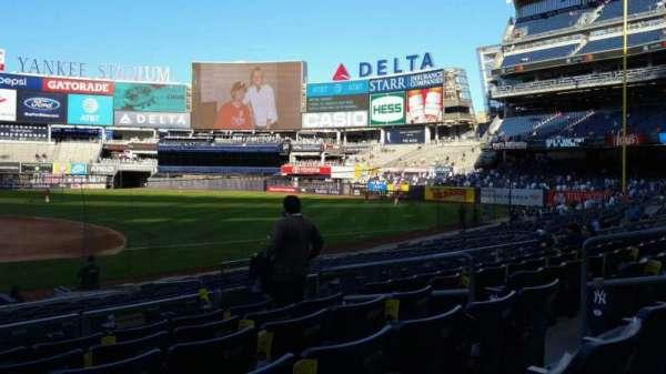 Yankee Stadium, section: 115, row: 6, seat: 8