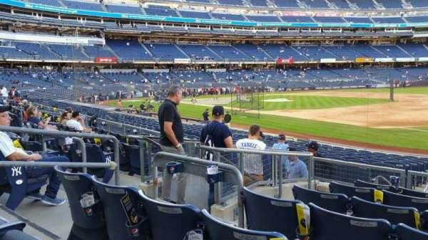 Yankee Stadium, section: 113, row: 7, seat: 11