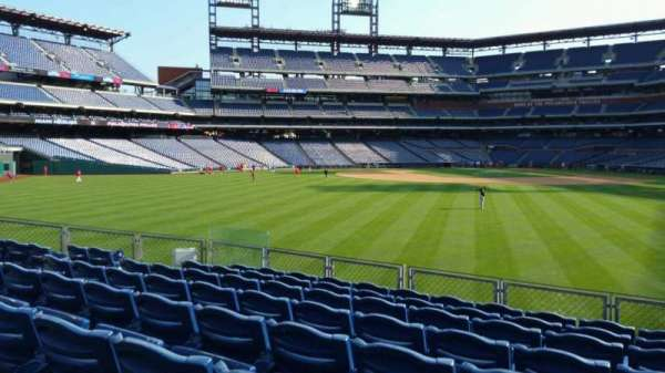 Citizens Bank Park, section: 147, row: 11, seat: 10