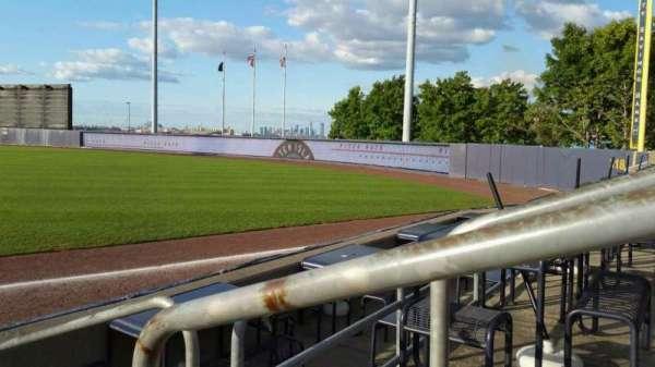 Richmond County Bank Ballpark, section: 16, row: E, seat: 1
