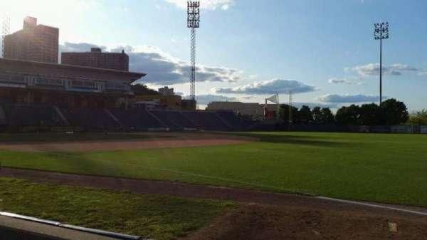 Richmond County Bank Ballpark, section: 16, row: D, seat: 11