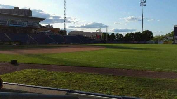 Richmond County Bank Ballpark, section: 16, row: D, seat: 24