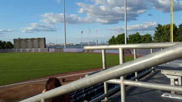Richmond County Bank Ballpark, section: 15, row: K, seat: 1