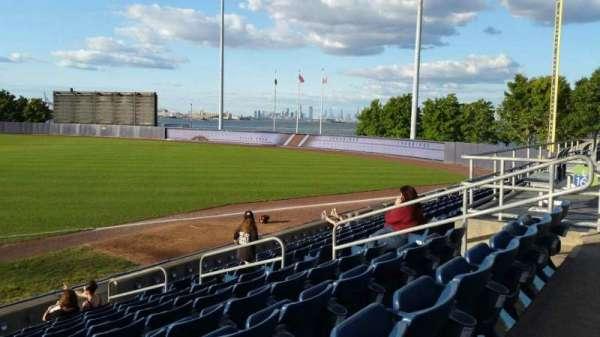 Richmond County Bank Ballpark, section: 15, row: L, seat: 9